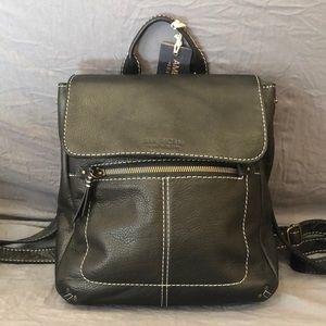NWT ultra soft glove leather backpack